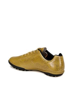 Kinetix OSCAR TF Altın Erkek Halı Saha Ayakkabısı 100503523 2