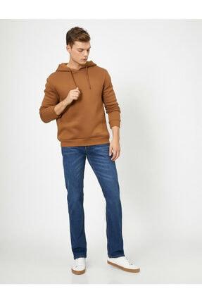 Koton Erkek Robert Regular Fit Jean Pantolon 1