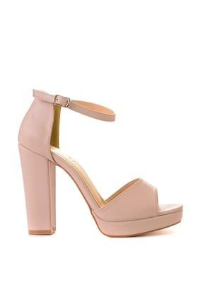 Bambi Ten Kadın Abiye Ayakkabı L0674001509 1
