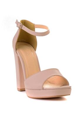 Bambi Ten Kadın Abiye Ayakkabı L0674001509 2
