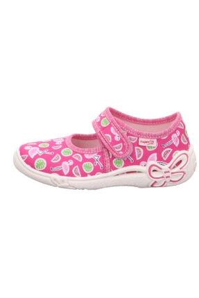 00288-55 Ev Ayakkabı Fuşya Flamingo resmi