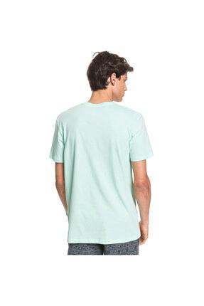 Quiksilver Wordsremainss Erkek Yeşil Günlük Stil Tişört Eqyzt05753-gcz0 1