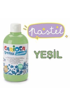 Carioca Tempera Pastel Renkler Yıkanabilir Sulu Boya Seti 6 Renk X 500 ml. 4