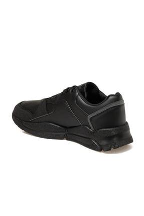 US Polo Assn CALABRIA Siyah Erkek Sneaker Ayakkabı 100548883 2