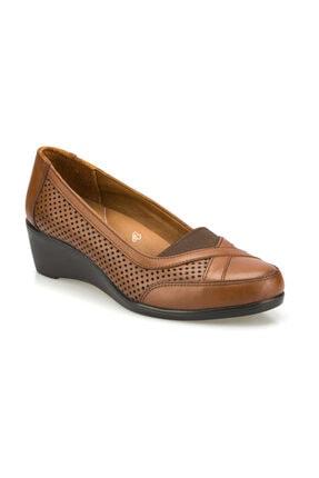 103013.Z Taba Kadın Ayakkabı 100508535 resmi