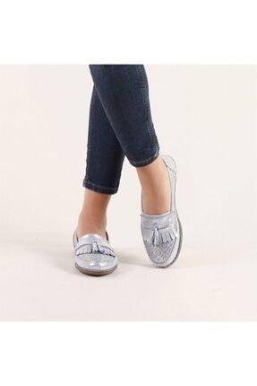 Hammer Jack Mavi Sım Kadın Ayakkabı 314 3331-z 4