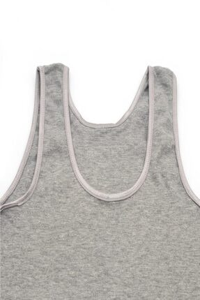 Orbis 6'lı Kadın Geniş Askılı Streç Atlet 10509-a6 1