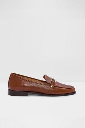 تصویر از Afaucıa-tr - Taba Kadın Loafer Ayakkabı