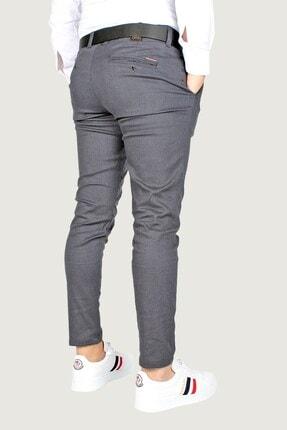 Terapi Men Erkek Keten Pantolon 8k-2200174-008 Lacivert 2