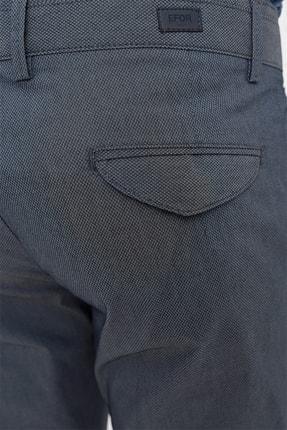 Efor P 1063 Slim Fit Lacivert Spor Pantolon 4