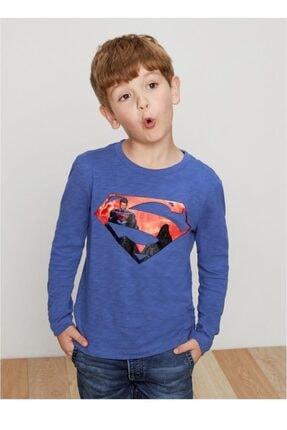 GAP | Dc™ Super Kahraman Desenli Uzun Kollu T-shirt 0
