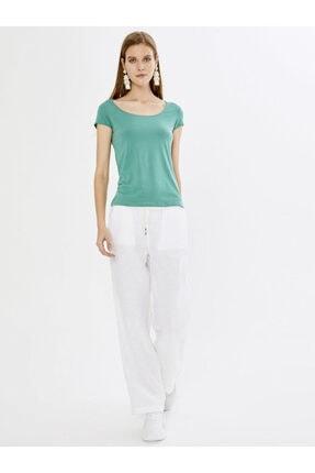 Xint Xınt U Yaka Modal Basic Tişört 1