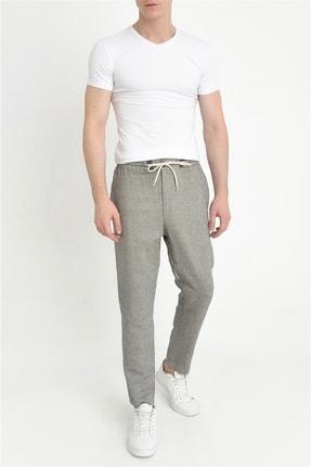 Efor Atp 09 Slim Fit Gri Spor Pantolon 0