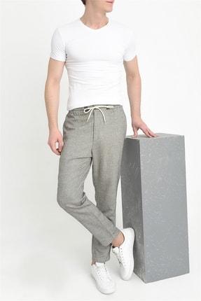 Efor Atp 09 Slim Fit Gri Spor Pantolon 1