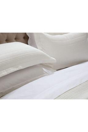 Madame Coco Drury Çift Kişilik Yatak Örtüsü - Beyaz 3