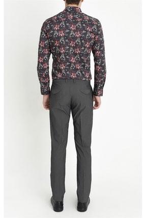 Efor P 1063 Slim Fit Siyah Spor Pantolon 4
