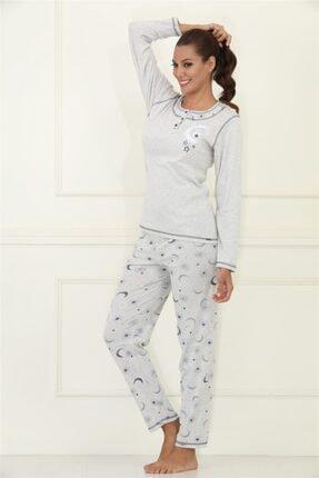 Etoile % 100 Pamuklu Pijama Takımı S - 5xl Beden Arası / 98074 1