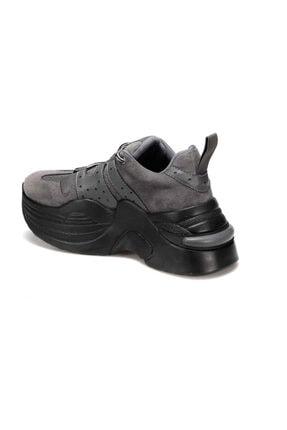 Butigo ARKİN Gri Kadın Outdoor Ayakkabı 100525589 2