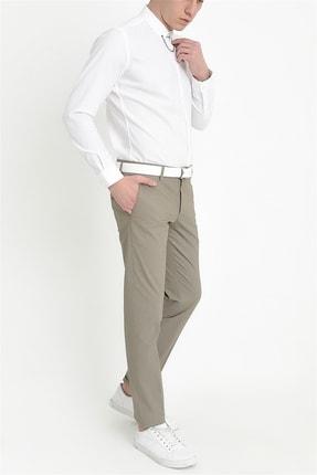 Efor P 1063 Slim Fit Haki Spor Pantolon 2