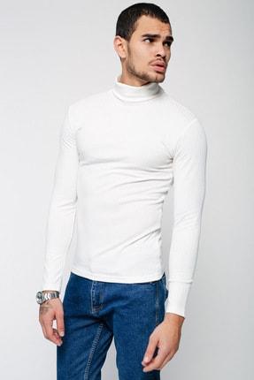 Lafaba Erkek Beyaz Triko 1