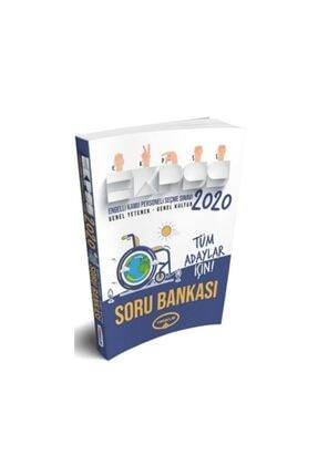Yediiklim Yayınları 2020 Ekpss Tüm Adaylar Için Genel Yetenek Genel Kültür Soru Bankası 0