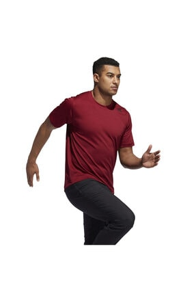 adidas Fl_tec Z Ft Hea Erkek Kırmızı Antrenman Tişört Eb9428 3