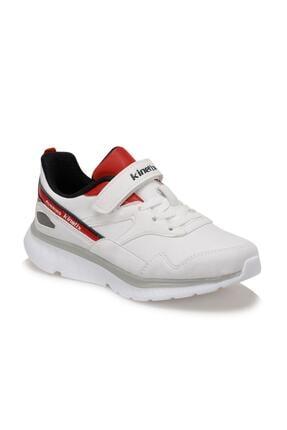 Kinetix DECKER PU J Beyaz Erkek Çocuk Yürüyüş Ayakkabısı 100534045 1