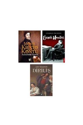 Dorlion Yayınevi Dünya Klasikleri 3 Kitap 0
