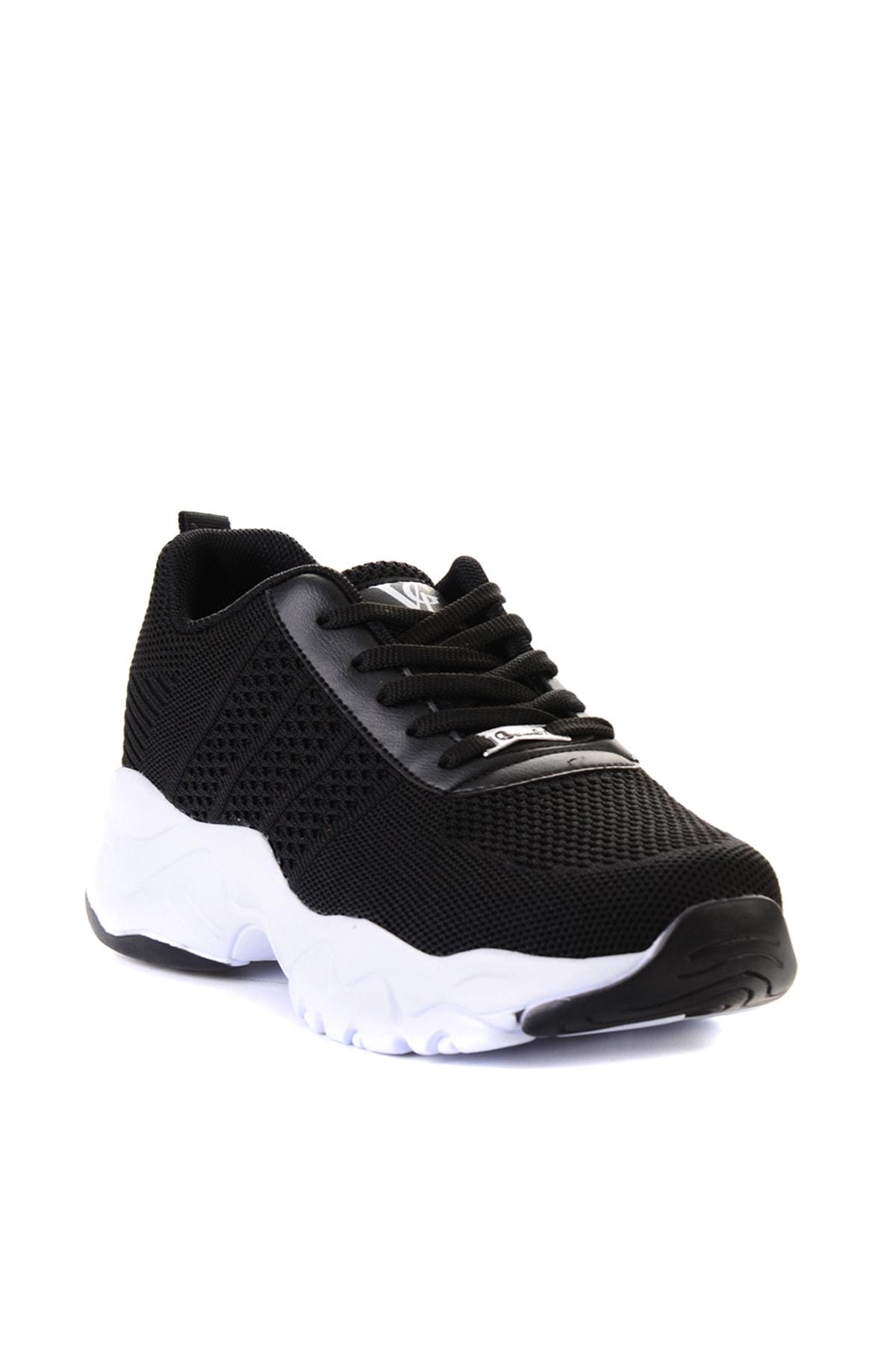Bambi Siyah Kadın Sneaker L0613691082