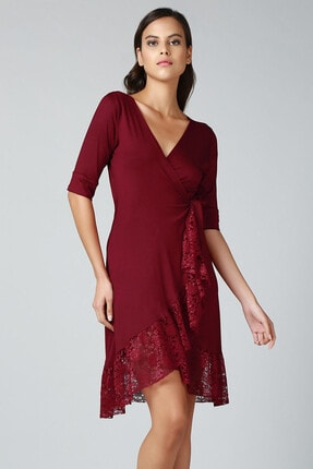 Quincey Anvelop Elbise 1