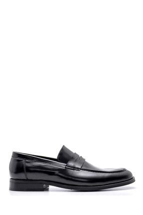 Derimod Erkek Deri Klasik Loafer 0