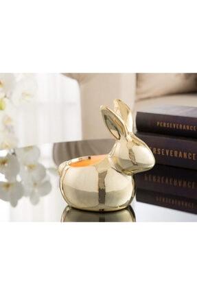 Madame Coco Golden Rabbit Obje 0