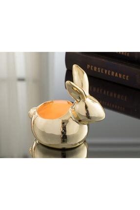 Madame Coco Golden Rabbit Obje 1
