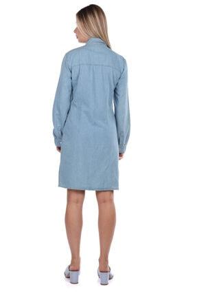 BNY JEANS Kadın Jean Elbise 2
