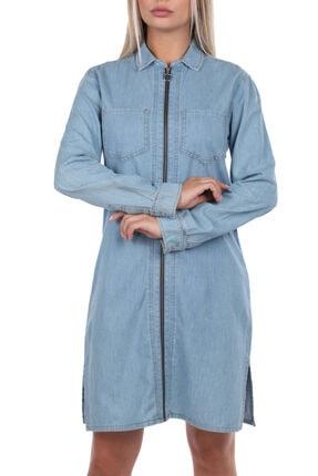 BNY JEANS Kadın Jean Elbise 3