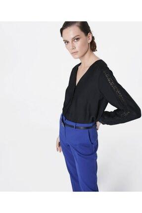 İpekyol Güpür Şeritli Bluz 1