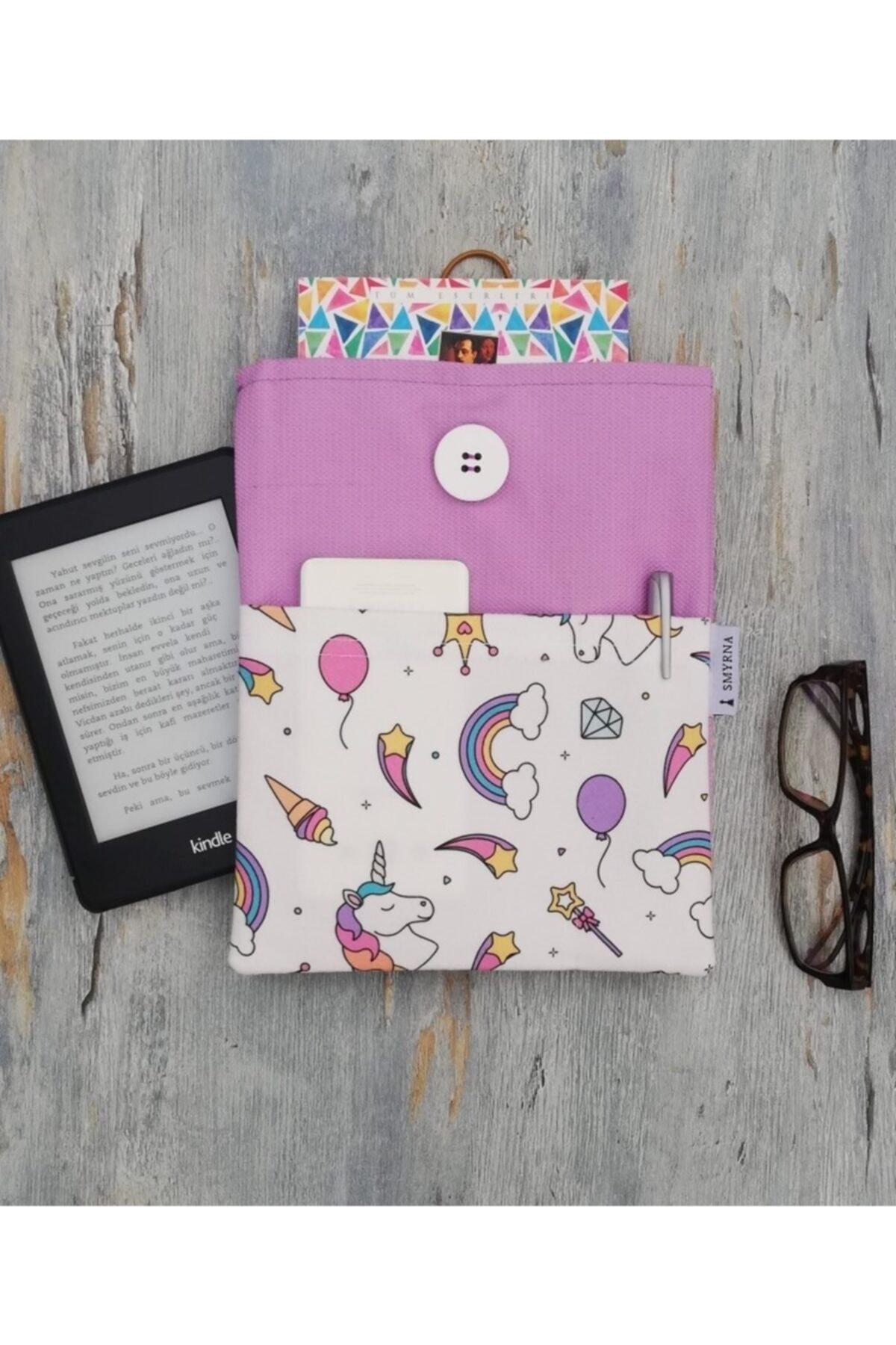 Kitap Kılıfı-unicorn
