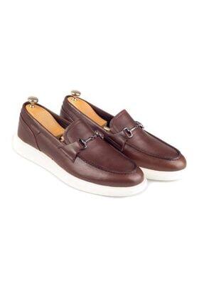 Tripy Yeni Sezon Hakiki Deri Loafer Erkek Ayakkabı 1