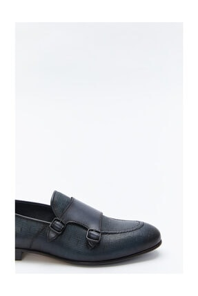 Avva Erkek Lacivert Klasik Ayakkabı A91y8027 2