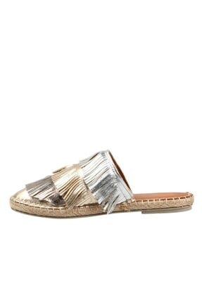 Hammer Jack Altın Kadın Ayakkabı 195 1683-z 1