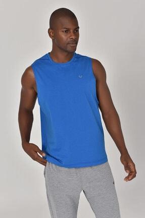 bilcee Mavi Erkek Örme Atlet Gs-1622 2