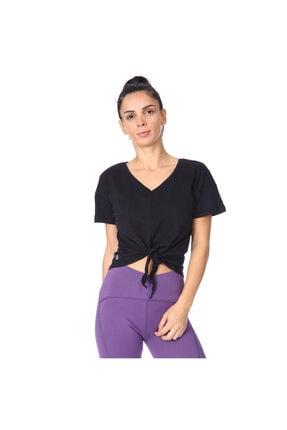 Bagtee Kadın Günlük Stil Tişört 711028-syh resmi