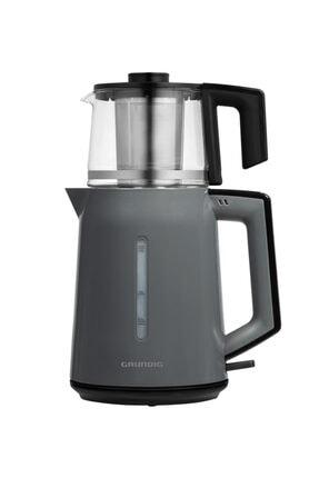 Grundig Cm 1020 Cam Demlikli Çay Makinesi 0