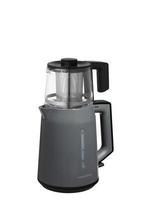 Grundig Cm 1020 Cam Demlikli Çay Makinesi 1