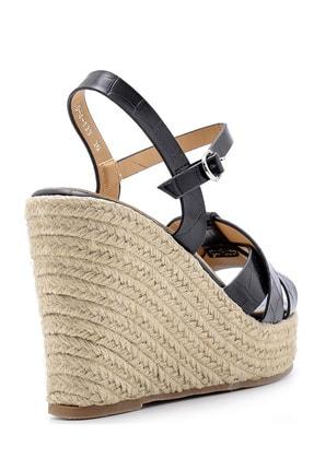 Derimod Kadın Dolgu Topuklu Sandalet 3