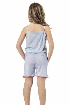 ÖZKAN underwear Özkan 42348 Kız Çocuk Tulum 1