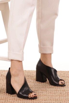 Mio Gusto Eva Siyah Topuklu Ayakkabı 1
