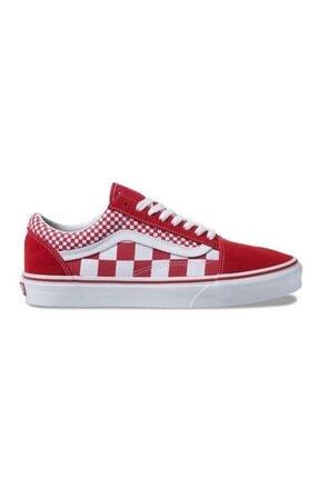 Ua Old Skool Unisex Kırmızı Spor Ayakkabı VN0A38G1VK51