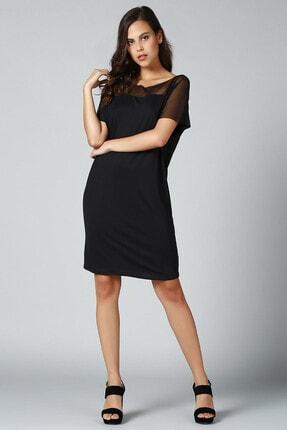Quincey Geniş Kesim Elbise 0