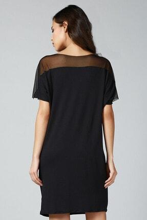 Quincey Geniş Kesim Elbise 2